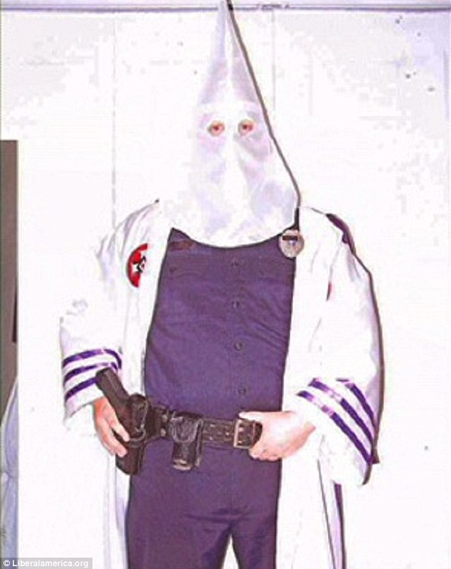 Florida Cops Outed As Members Of The Ku Klux Klan