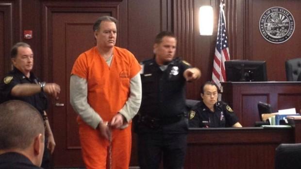 Michael Dunn Sentenced To Life + 90 Years