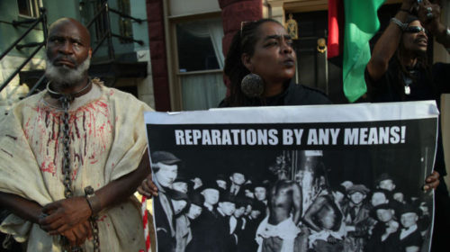 Are Only Black American Descendants of US Slaves Deserving of Reparations?