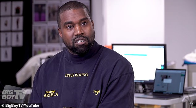 Kanye West believes Black people have been brainwashed by the Democrats