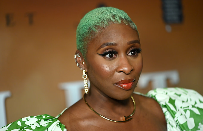 Cynthia Erivo Addresses Backlash Over 'Ghetto American Accent' Comments