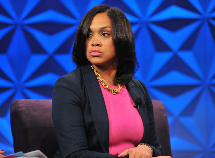 Baltimore's Top Prosecutor Marilyn Mosby Moves to Throw Out Nearly 800 Cases Involving Tainted Cops