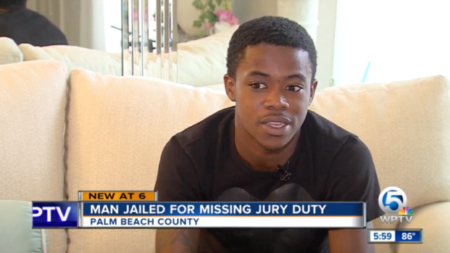 21-Year-Old Jailed For 10 Days After Oversleeping, Missing Jury Duty