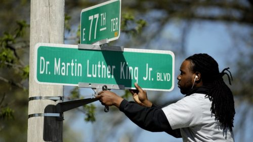 Kansas City Votes To Remove Dr. Martin Luther King's Name From Historic Street