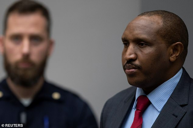 Court sentences Congo warlord to 30 years in prison for unimaginable crimes