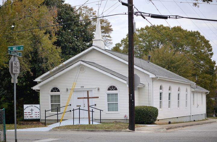 Georgia Teen Planned To Attack Predominantly Black Church: Police