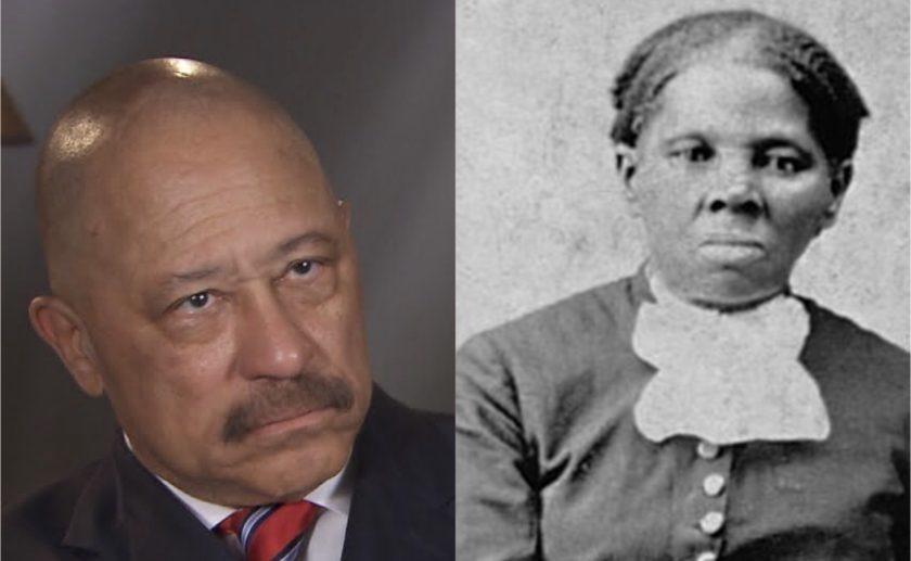 Judge Joe Brown Tells Umar Johnson Putting Harriet Tubman On The $20 Bill 'Downs Masculinity'
