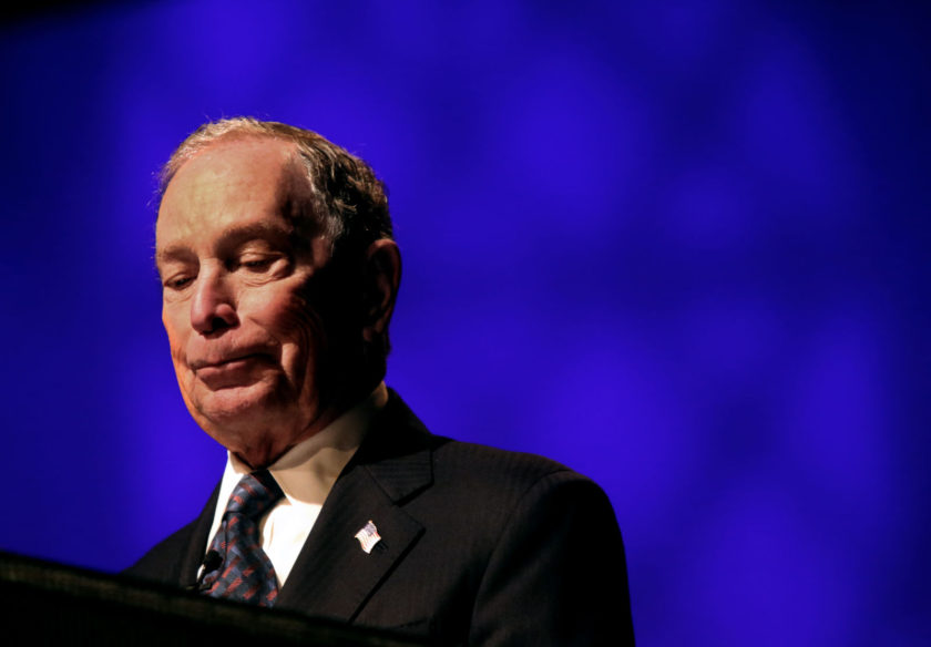Former NYC Mayor Michael Bloomberg Apologizes for Stop-and-Frisk, But Nobody's Trying to Hear It: 'This Is a Deathbed Conversion'