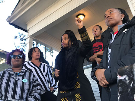 Homeless Mothers Evicted From Oakland Home They Were Squatters In